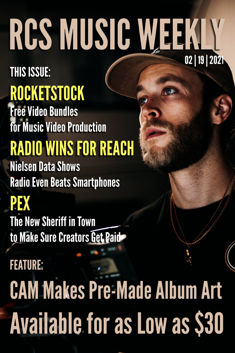 Royal City Studios Weekly Music News