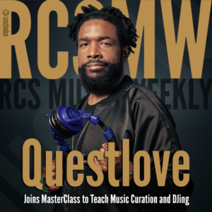 Questlove - RCS Music News Weekly