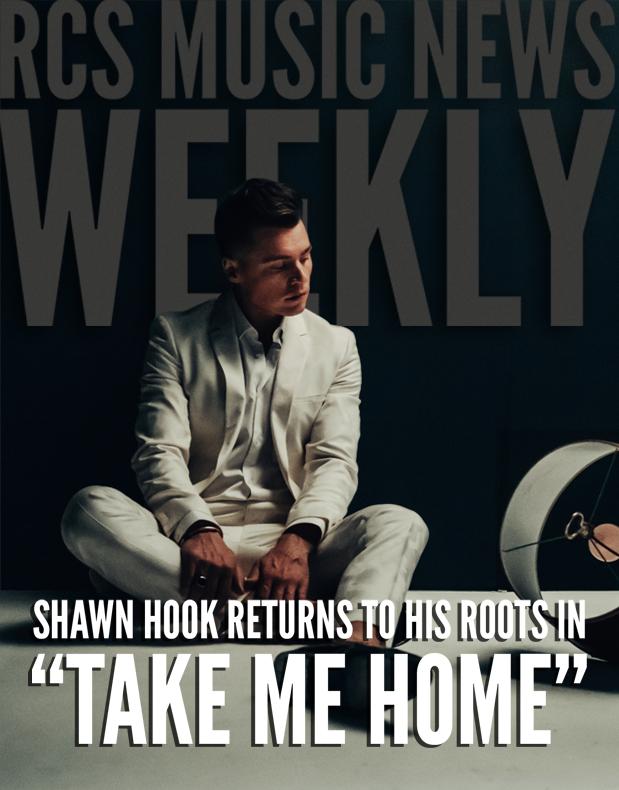 Shawn Hook - RCS Music News Weekly