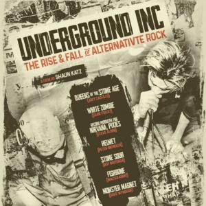 Underground Inc. details in RCS Music Weekly