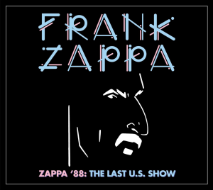 Frank Zappa - new album