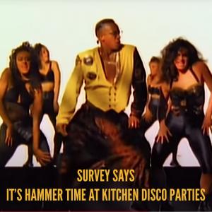 MC Hammer - Kitchen Disco
