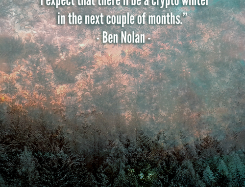 NFT Winter May Be Coming, According to Ben Nolan