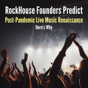 RockHouse - RCS Music News Weekly