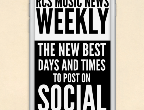 RCS Music News Weekly – The Yet-Another-Lockdown Issue