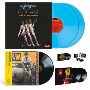 New Vinyl Releases - RCS Music News Weekly