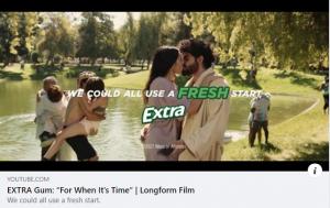 Extra Gum Commercial 2021