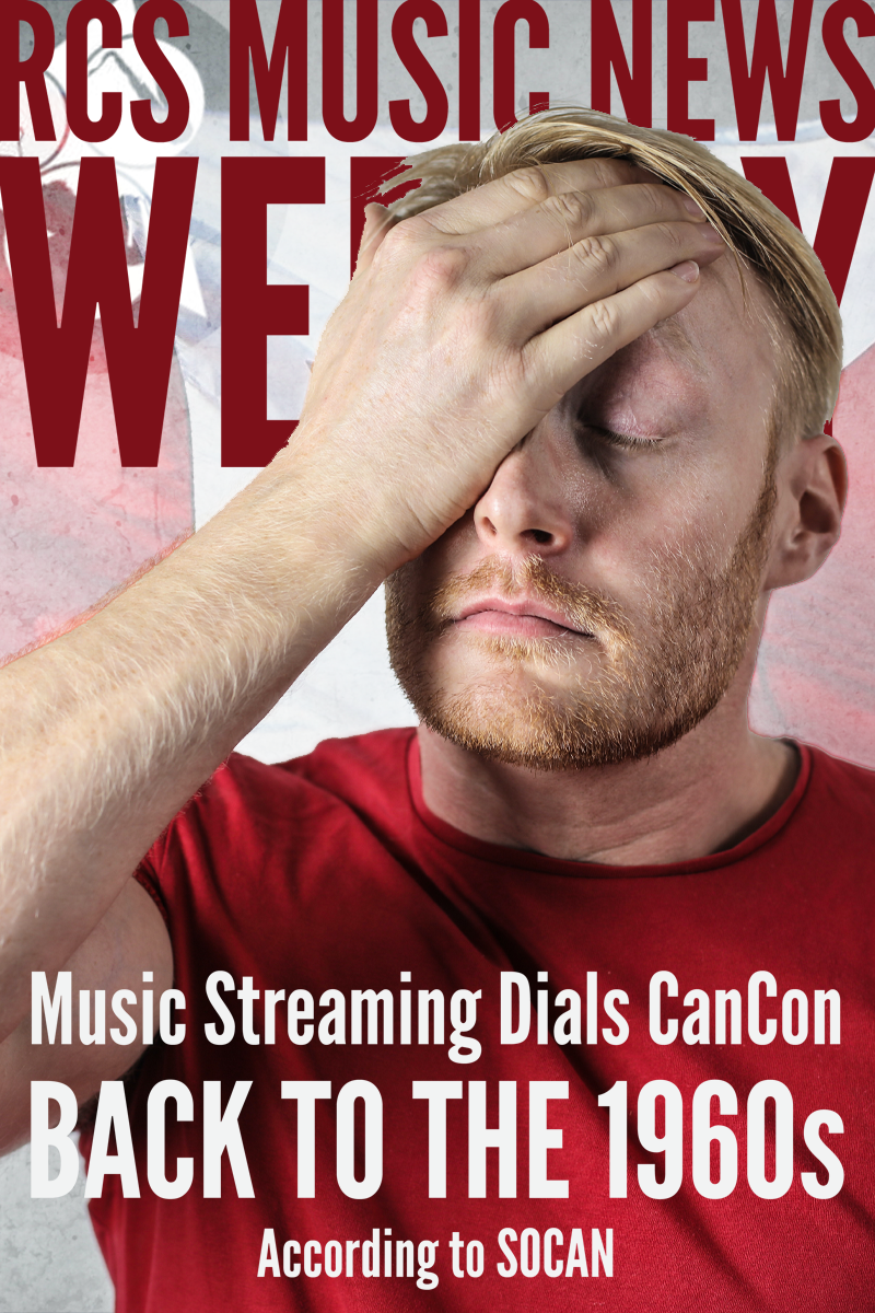 RCS Music News Weekly - The Fallen Off a Cliff Edition