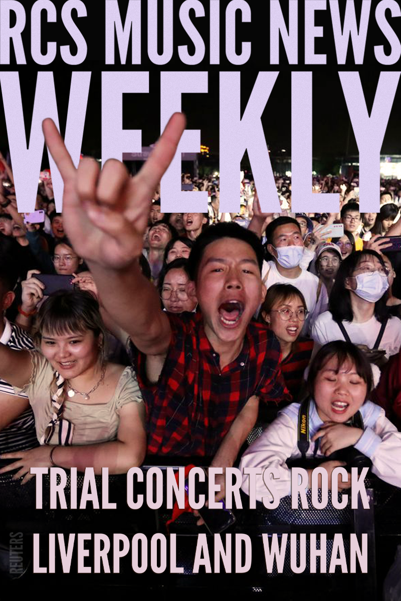 RCS Music News Weekly