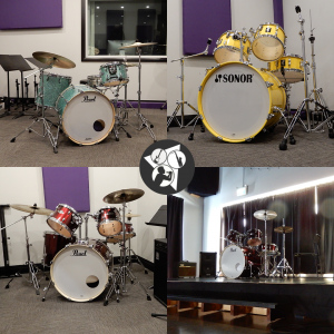 rehearsal studios - Royal City Studios