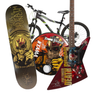 Roadie Relief auction - RCS Music News Weekly