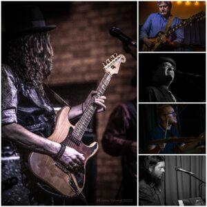 Ian Andrews & The Smokin' Scoundrels - RCS Music News Weekly