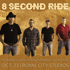 8 Second Ride - live music