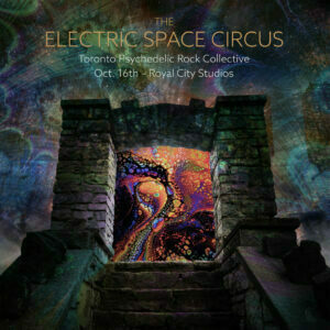 live music - Electric Space Circus