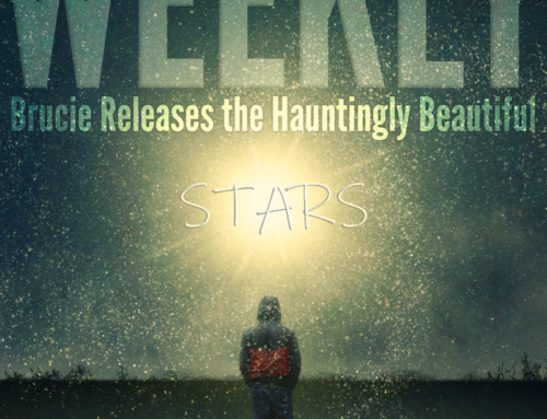 """Brucie Releases the Hauntingly Beautiful """"Stars"""""""